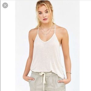 NWT URBAN OUTFITTERS White tank top